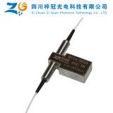 13/15nm se doblan interruptor óptico de fibra de 2X2 SM, inserción inferior pierden