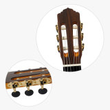 中国のハンドメイドのスペインの技術すべての固体古典的なギター