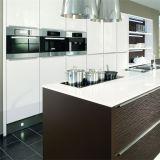 新しいモデルのキャビネットの現代デザインMFC食器棚