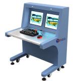 sistema di selezione di obbligazione dei raggi X dei bagagli di Doppio-vista SA100100D