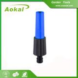 0-8 bocal ajustável da mangueira do jardim da pressão da barra para a flor