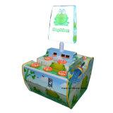 Sola máquina de juego vendedora caliente del Whack-uno-Topo 2017 para los niños (ZJ-WAM-09)