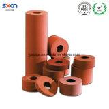 Rueda modificada para requisitos particulares del caucho de silicón con alta calidad