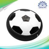 Il gioco del calcio di galleggiamento infiammante dell'aria di musica di calcio LED di librazione con il cancello di calcio per lo sport della tazza di mondo scherza i regali dei giocattoli