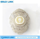 Kundenspezifische Metallabzeichen-Polizei Badge Reverspin-Andenken-Fertigkeiten