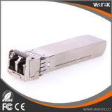 Ricetrasmettitore ottico Premium del broccato C20-C59 10G DWDM SFP+ 100GHz 80km