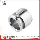 回転CNCのアルミニウム金属の機械化の部品