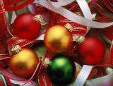 عيد ميلاد المسيح كرة تبخّر فراغ معدنة تجهيز