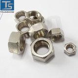 Meilleur Prix de la qualité de Nice DIN934 l'écrou hexagonal en acier inoxydable