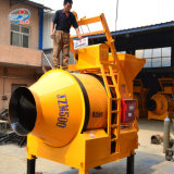Het Mengen zich van het Cement van de zelf-Daling Jzm350 van Jinsheng Mini Mobiele Machine