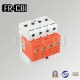 Alta qualidade e proteção elétrica profissional /Lighting Arrestor-4p SPD do impulso