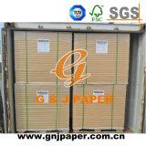 Weißes Woodfree Offsetpapier im Blatt für South- Asiamarkt