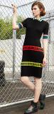Ботинки дождя типа Rose резиновый Челси способа свободные