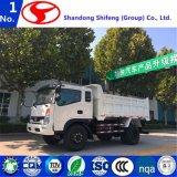 Shifeng Fengchi2000 5-8 toneladas del Lcv 105HP de carro del descargador/Tipper/RC/Light/Dump