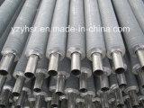 Tubo de aleta de alumínio, Tubo de barbatana de aço inoxidável / tubo de amendoim para trocador de calor, Refrigerador de ar, Tubo com amônia composta