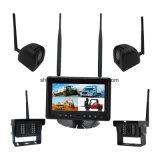 4 Möglichkeits-Auto-Rückseiten-Kamera-System mit Nachtsicht-Kamera