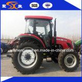 Trattore caldo delle attrezzature agricole di vendite 110HP con il prezzo più basso