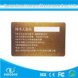 La norme ISO 14443UN Mifare DESFire EV1 4K carte à puce RFID sans contact