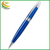 La papeterie de bureau pour cadeau promotionnel, stylo à bille de métal