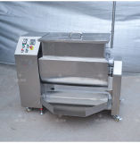 طعام جافّ مسحوق أخدود خلّاط آلة مع تدفئة كهربائيّة