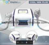 Hauptgebrauch beweglicher Cryolipolysis Frost, der Maschine mit dem doppelten Kinn abnimmt