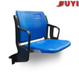 O BLM-4162 Bonitinha Costas do fio amarelo de cor brilhante Piscina barato cadeiras de plástico da bola Stadium Lugares Lugares de desportos ao ar livre