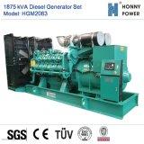 Googol Engine 50Hz를 가진 1875kVA Diesel Generator Set