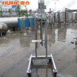 réservoir de mélange d'acier inoxydable de 1000L Chine avec la jupe