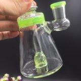 Cubilete de cristal al por mayor del tubo de agua de Bontek para fumar