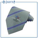 Alibabaの卸し売り純粋な絹のネクタイはとのカスタム設計する