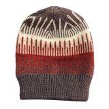 メンズレディース男女兼用の二重層はキャップするスキー暖かい冬によって編まれるスケートで滑る帽子の帽子(HW412)を