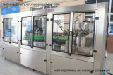 Het Vullen van de Was van het water en het Afdekken Machine voor 10L Fles
