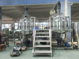 il vuoto 1000-5000L emulsiona il serbatoio per il gel molle del Suppository crema