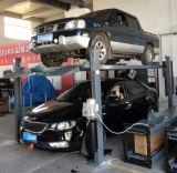 Гидравлический цилиндр четыре должности Авто Стоянка автомобиля подъемника