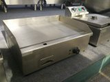 商業台所装置のデスクトップの電気グリドルのステンレス鋼のグリルのグリドル