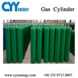 50L de oxígeno de alta presión del cilindro de acero sin costura de argón nitrógeno
