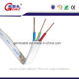 Двойной плоский кабель BVVB для электрического жгута проводов