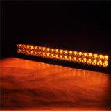 Barra ligera campo a través barata 12V 24V de la luz 126W 4X4 LED del trabajo del coche de la venta al por mayor de la fábrica del poder más elevado