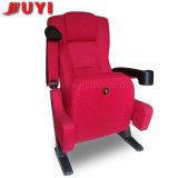 Jy-614プラスチックカップ・ホルダーが付いている新しいデザイン椅子PUの革張りのいす