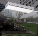 Luz de calle solar al aire libre ligera solar del jardín del sensor de radar de 1000 lúmenes