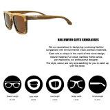 I fornitori degli occhiali da sole della Cina producono gli occhiali da sole di legno di vendita caldi