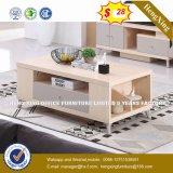 Tavolino da salotto libero Tempered allungabile di colore (HX-8NR0864)