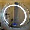 Hochwertiger Anti-Fog Erscheinen-Raumtemperatur-Silber-Spiegel LED-Light&Screen energiesparender ausgeglichener