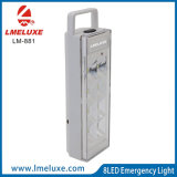 luz Emergency recargable del vector de 2W LED