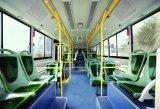2017 nuevo suelo diesel del omnibus Slk6109 de la ciudad alto