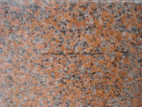 Lastre rosse del granito dell'acero G562