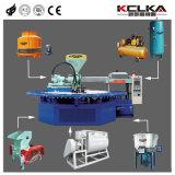 Системы литьевого формования для выдувания воздуха из ПВХ сандалии машины зерноочистки