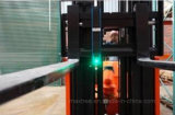 La Zona Roja La luz del láser para manipulación de materiales de la industria de la carretilla elevadora
