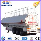 de Brandstof van het Koolstofstaal van 1865cbm/Semi Aanhangwagen van de Tanker van de Olie/van de Benzine/de Diesel