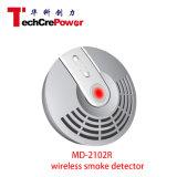 企業の無線警報システムTCP IPの火災報知器システム無線煙探知器